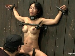 A Painful Bondage Clip For The Asian Hottie Tia Ling