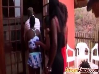 Africanabuse 19 8 217 Africa Party Edit Ass 1
