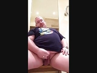 Mature Chubby Play And Cum (2)