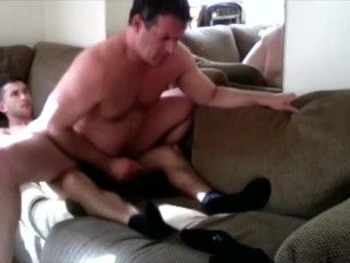 College Stud Regular Comes Over to Fuck Me