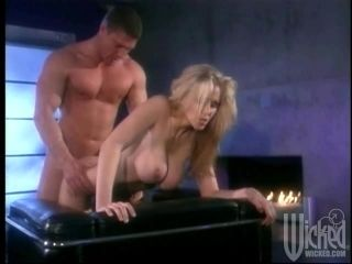 Gorgeous Blonde Julia Ann Gets Banged Hard And Swallow Sperm