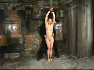 Machines Fuck Chloe Hart while She's Tit Tortured and Tied