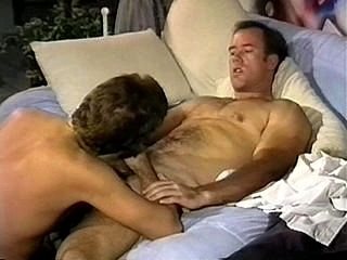 image Gay movie gobbling the dudes fat meat is