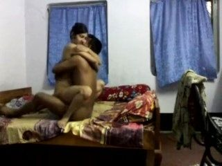 Desi girl fucked by BF infront of Webcam