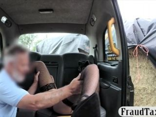 Passenger Banged By Nasty Driver In A Secluded Location (3)