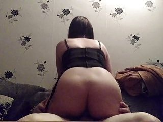 Girlfriend Bouncing On My Cock