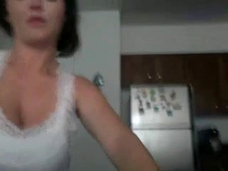 Sophie Dee's casual life on web camera (3)