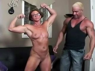 Milf Is A Fitness And Fuck Freak On Camera