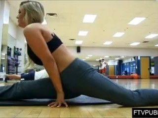 Public Nudity And Flashing At The Gym