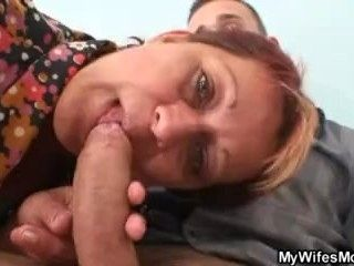 Cock Hungry Mother In Law Gets Busted Riding (4)