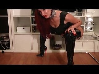 Fetish Liza - Mind Fucking Boots