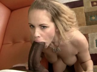 Elegant Cowgirl With Big Tits Screaming In Pleasure As She Gets Pounded With A Big Black Cock (2)