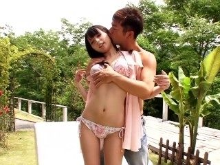 Erito - Outdoor Sex with Asian star Mihono