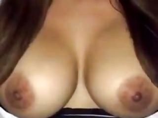 Amazing Trick With Big Boobs