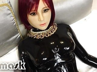 Dollerotic latex girl Blowjobs