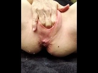Pussy Torture With Ruler And Slapping And Then Hard And Rough Fingering!