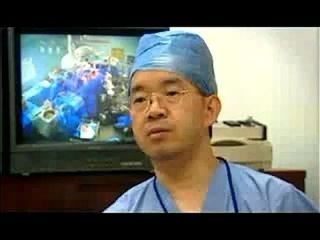Chinese Girl Openheart Surgery Under Acupucture A