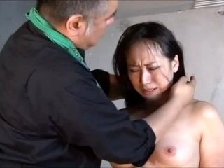 Jap Whore Was Whipped Endlessly Until She Breaks