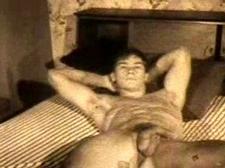 TOP VINTAGE #12 1960's SCOTTY CUNNINGHAM Well-Muscled Nude Athlete