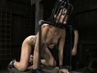 Tossed Up Lovely Girl Is Punished