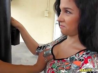 RealityKings - 8th Street Latinas - Nailed It (2)