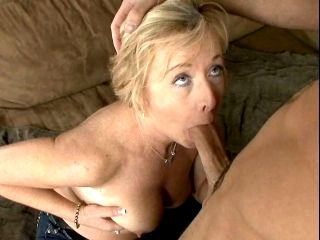 Milf chanel carrera blonde