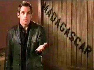 Madagascar but Ben Stiller is dying from terminal cancer