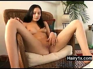 Pervert Furious Petite Hairy Gal Screwed