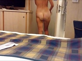 My Nude Wife After Shower
