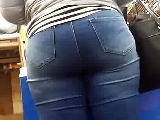 Donk Wit Lines Jeans