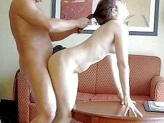 Daughter Videos Mom Fuck Step-Dad In Hotel Room On Vacation