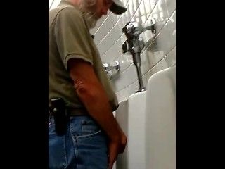 Urinal Just The Tip Silver Dad