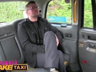 Female Fake Taxi Reporter receives hot sex scoop and deepthroat blowjob (3)