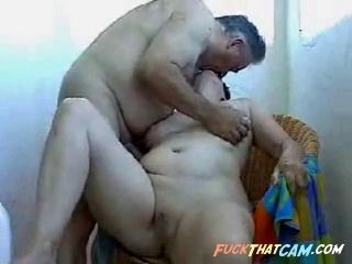 Gramps Fingers A Matured Warm Pie Video Video 1