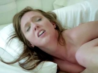 18 year old Maddy gets fucked in bed