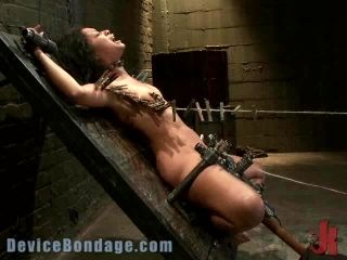 Beautiful Asian With Small Tits In Exotic Bondage Action