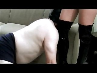 Kiss My Boots, Slave