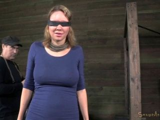 Slave ravished hardcore doggystyle when tortured in BDSM porn