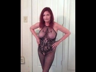 Redhot Redhead Show 8-8-2017 Pt. 1 (Lingerie Photoshoot)/