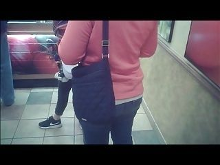 72 year old booty in Subway