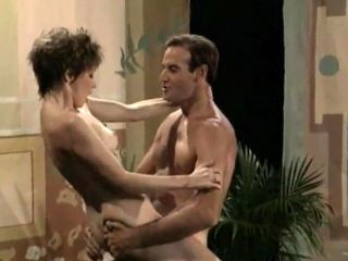 Hardcore retro sex video with short-haired milf Laurie Cameron