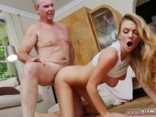 Fat old horny guy big breasted lady Molly
