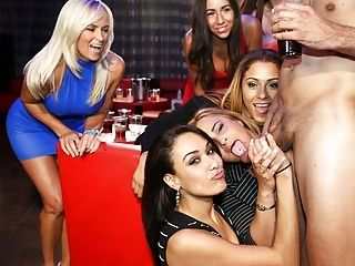 Horny Women Are Having A Bachelorette Party