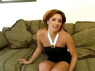 Experienced daria glover shows you how well she does with two cocks 4