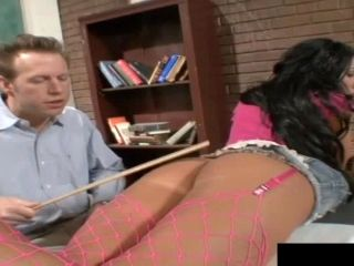 Bad Babe Needs To Be Taught A Lesson By Her Horny Teacher