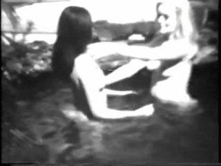 Classic Catfights- Naked Motel Wrestling after Skinny Dip