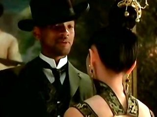 Bai Ling   seduces Will Smith