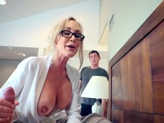 Stunning Milf Enjoys Younger Step Son For A Few Rounds