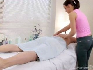 He Paid For His Massage By Fucking Her (5)