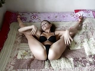 Flexible Girl Showing Her Talent